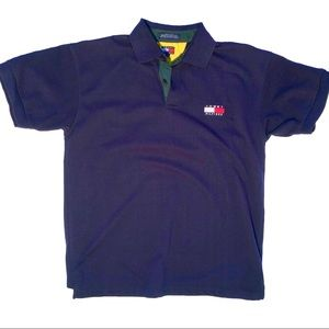 90s Hilfiger Made in USA Polo Shirt